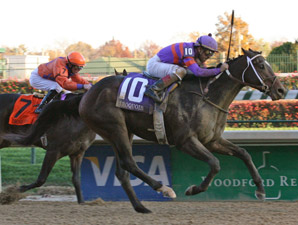 Juveniles Headline Closing Day at Churchill