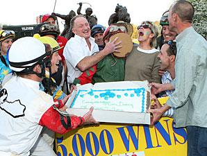Tim Doocy Joins 5,000-Win Club