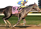 Tiz Windy Breaks Through, Takes Indiana Oaks