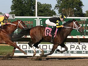 Todd Got Even wins an AOC on August 27, 2010.