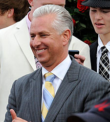 Pletcher Unfazed by 2-Year-Old Derby Jinx