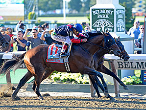 NYRA Reports Improved Handle at Belmont Meet