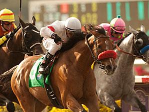 Tres Borrachos wins the 2011 San Diego.