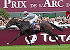 Arc de Triomphe Purse Money Increased