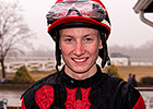 Leading Laurel Rider McCarthy Breaks Wrist