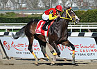 Trinniberg Posts Sharp Saratoga Gate Move