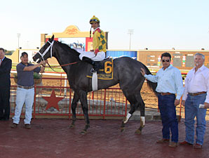 Triumph and Song wins the 2013 Premiere Stakes.