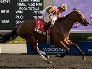Tu Endie Wei wins the 2012 Seaway Stakes.