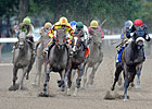 Saratoga&#39;s Victory Ride Has Plenty of Speed