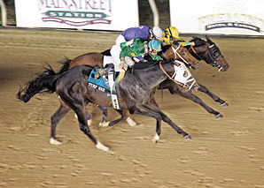 Turf War Headed to WinStar Derby?