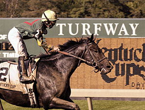 Turfway Restores Five Kentucky Cup Stakes