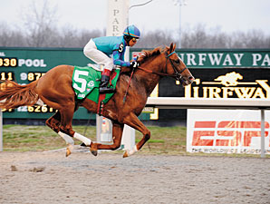 Turfway Cuts Purses, Cancels Two Stakes
