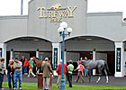 Total, Average Handle Increase at Turfway