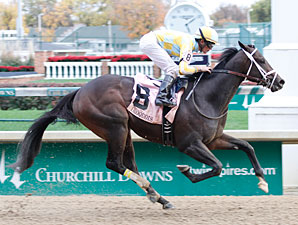 Uncaptured Heads Kentucky Jockey Club Stakes