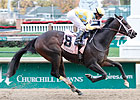 Uncaptured Favored in 14-Horse Blue Grass