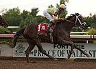 Canadian Horse of the Year Uncaptured Retired