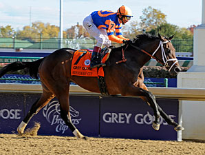 Triple Crown Nominees: Uncle Mo Heads List