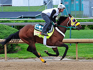 Uncle Sigh - Churchill Downs, April 30, 2014