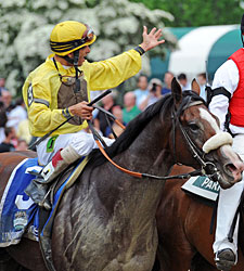 Union Rags Dealt Stamina in Genetic Shuffle