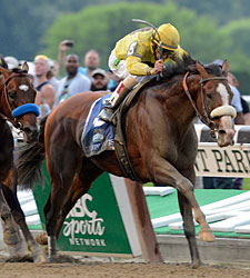 Belmont Stakes Winner Union Rags Retired