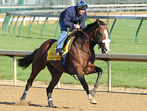 Union Rags Gallops, Set For Saturday Breeze