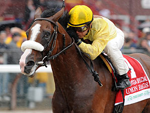 Union Rags Begins With Easy 3 Furlong Breeze