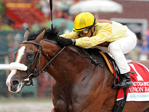 Union Rags Returns as Champagne Favorite