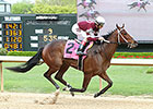 Untapable Works Toward Ogden Phipps Stakes