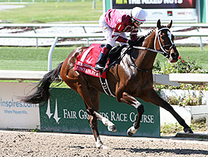 Untapable Unstoppable in Fair Grounds Oaks