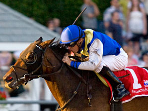 Matron, Classic Headline Arlington Park Card