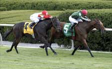 Vacare Is First Lady of Keeneland