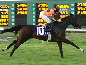 Valli With A Vow wins the 2010 Pago Hop Stakes.