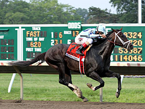 Verrazano and John Velazquez win the Haskell Invitational.