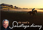 Saratoga Diary: Like an Arrow