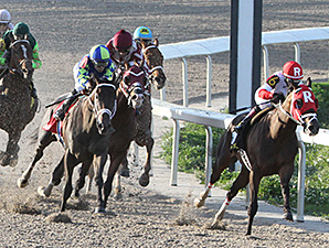 Vicar's in Trouble Dictates Louisiana Derby