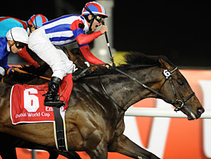 Dubai World Cup Winner Victoire Pisa Retired