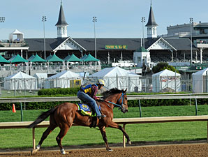 Vyjack - Churchill Downs, May 2, 2013.