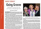 West Coast Regional: Going Greene