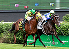 War Dancer Prevails in Louisville Thriller