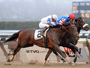 Warrior's Reward Edges Musket Man in Carter