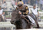 Watsdachances Put Up in Beverly D. Stakes
