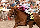 Weemissfrankie Delivers in Del Mar Debutante
