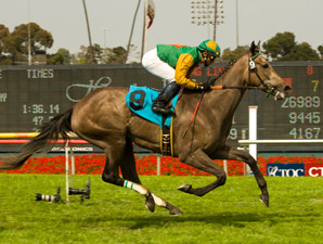 Well Monied Serves Notice in Honeymoon Score