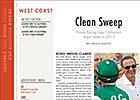 West Coast Regional: Clean Sweep