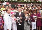 Saratoga Diary: Tour de Force