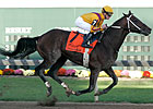 Wilburn Finds Opening, Wins Indiana Derby