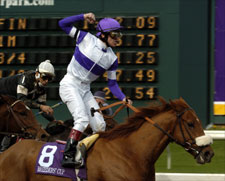 Wilko Pulls Shocker In Breeders' Cup Juvenile