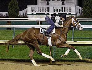 Will Take Charge Turns in Pre-Clark Breeze