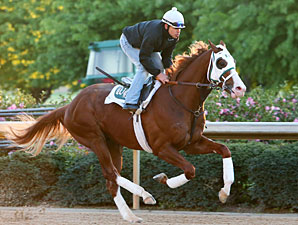 Will Take Charge at Oaklawn on April 12, 2013.
