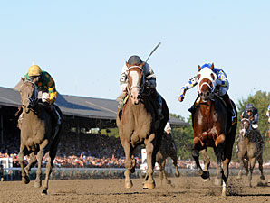 Will Take Charge Nails Moreno in Travers